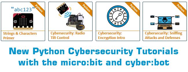 Python Cybersecurity tutorials