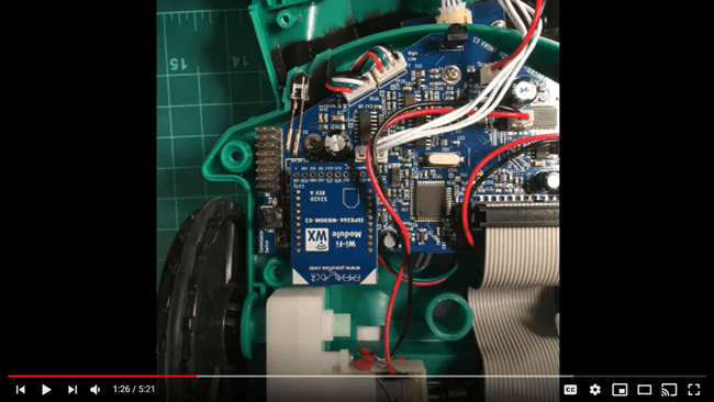 Wireless Programming of the S3 Robot Using the WX Module
