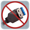 Do NOT plug in USB.