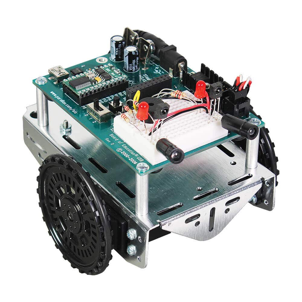 the boe-bot for pbasic