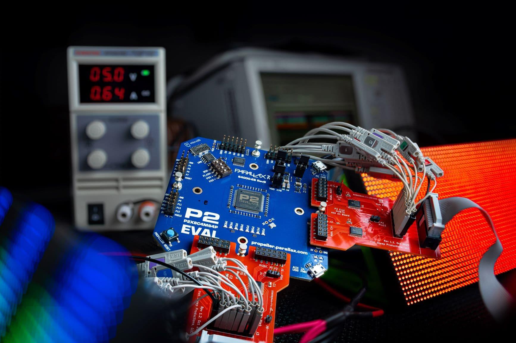 P2-in-circuit