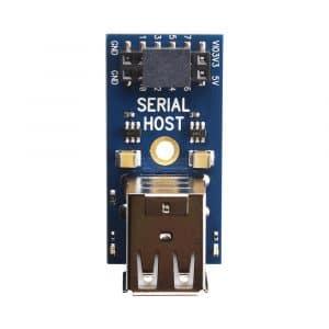 P2 Eval Serial Host Add-on Board (#64006B)