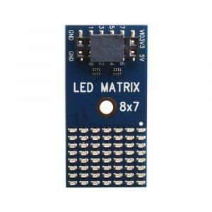P2 Eval LED Matrix Add-on Board (#64006C)