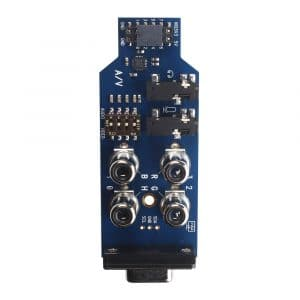 P2 Eval A/V Breakout Add-on Board (#64006H)